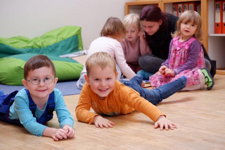 Herzlich Willkommen in der Kindertageseinrichtung Sankt Magnus