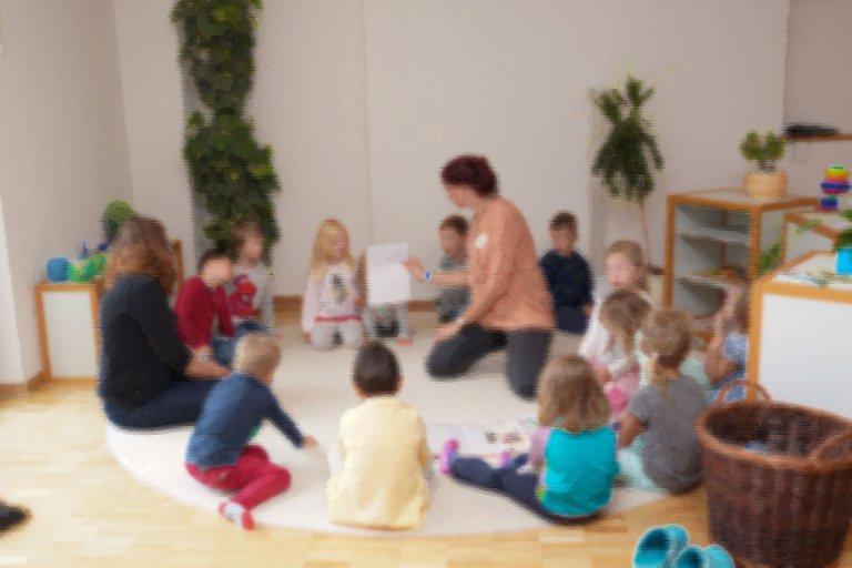 Grossansicht in neuem Fenster: Kindergarten